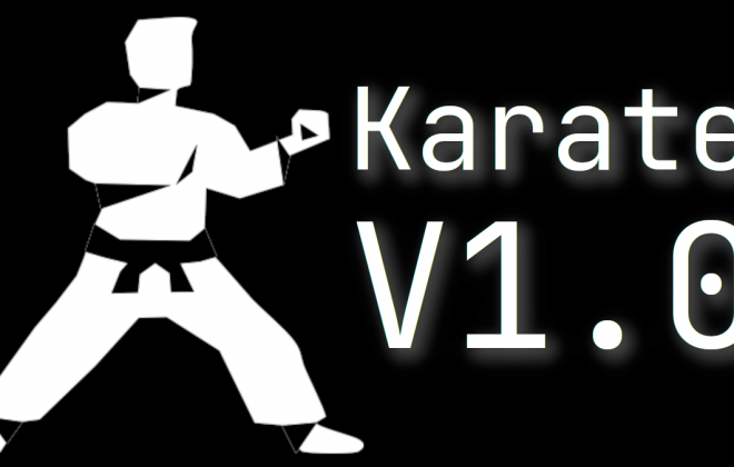 Karate 1.0 Feature Image